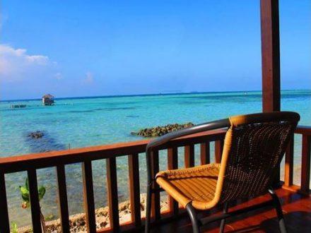 Paket Tour Puri Tidung Cottage - Menghadap Pantai