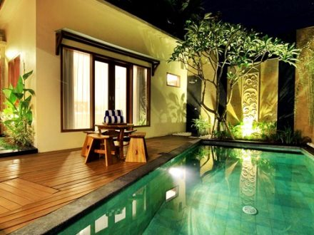 Bali Ardha Chandra Villa - Honeymoon Villa