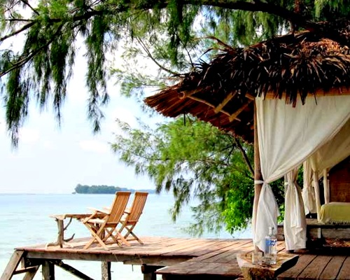 Cottage Pulau Macan Resort