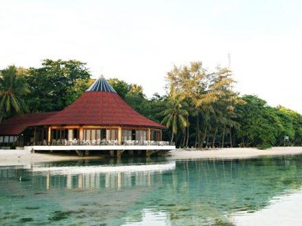 Pulau Pantara Marine Resort - Restaurant Apung