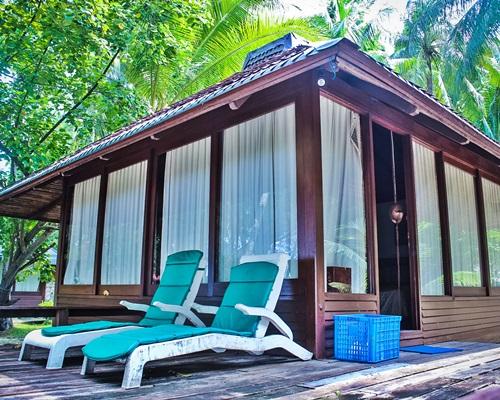 Pulau Pantara Resort - Cottage
