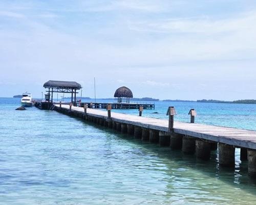 Pulau Pantara Resort - Dermaga