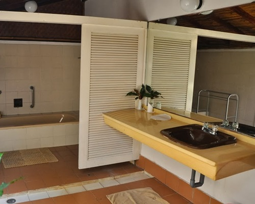 Pulau Pantara Resort - Toilet