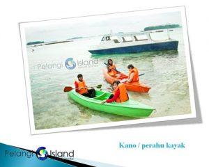 Pulau Pelangi Resort - Wisata Air