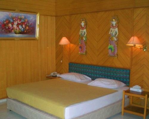 Pulau Putri Resort - Double Bedroom