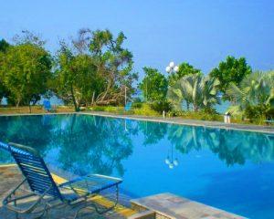 Pulau Putri Resort - Kolam Renang
