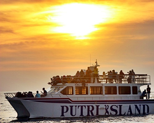 Pulau Putri Resort - Sunset Cruise
