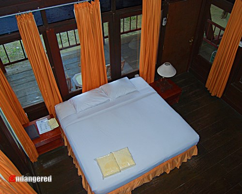 Pulau Ayer Cottage Resort - Bungalow Land Cottage Bedroom