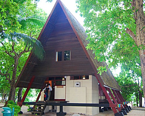 Pulau Ayer Cottage Resort - Bungalow Land Cottage