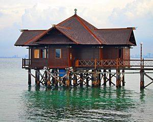 Pulau Ayer Cottage Resort - Floating Cottage