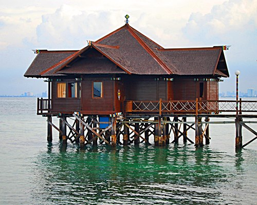 Pulau Ayer Cottage Resort - Floating Cottage