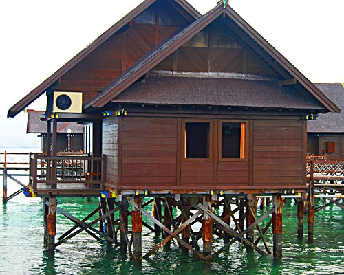 Pulau Ayer Cottage Resort - Standard Floating Cottage