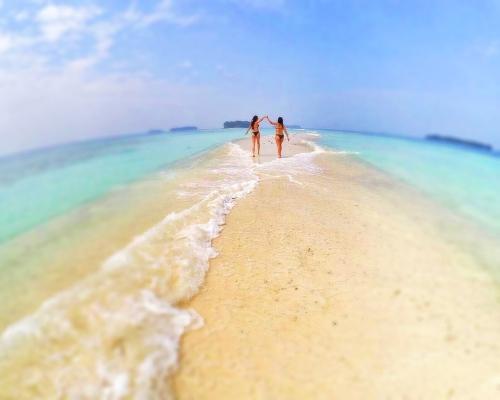 Pulau Gosong Perak - Paket Pulau Seribu One Day Tour