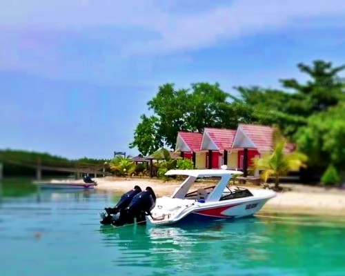 Pulau Royal Tour - Watersport