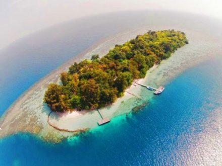 Pulau Genteng Kecil Tour - Private Island