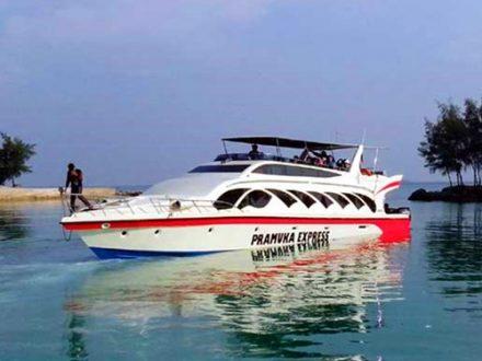 Sewa Kapal Speedboat Kepulauan Seribu - Travelserucom