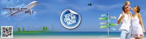 Travel Seru - Tiket Pesawat Banner