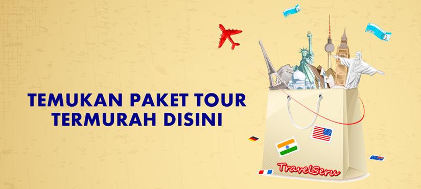 Travelserucom - Temukan Paket Tour Murah