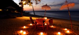 Travel Seru Romantic Candle Light Dinner